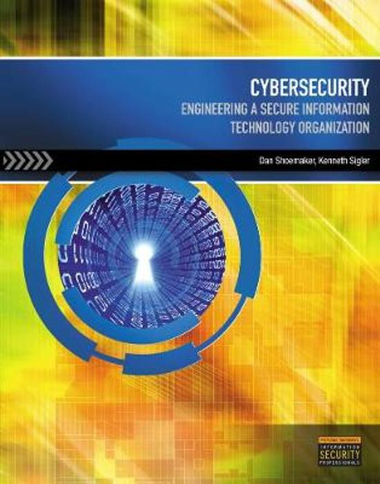 CYBERSECURITY: ENGINEERING A SECURE INFORMATION TECHNOLOGY O
