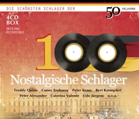 100 Duitse Schlagers