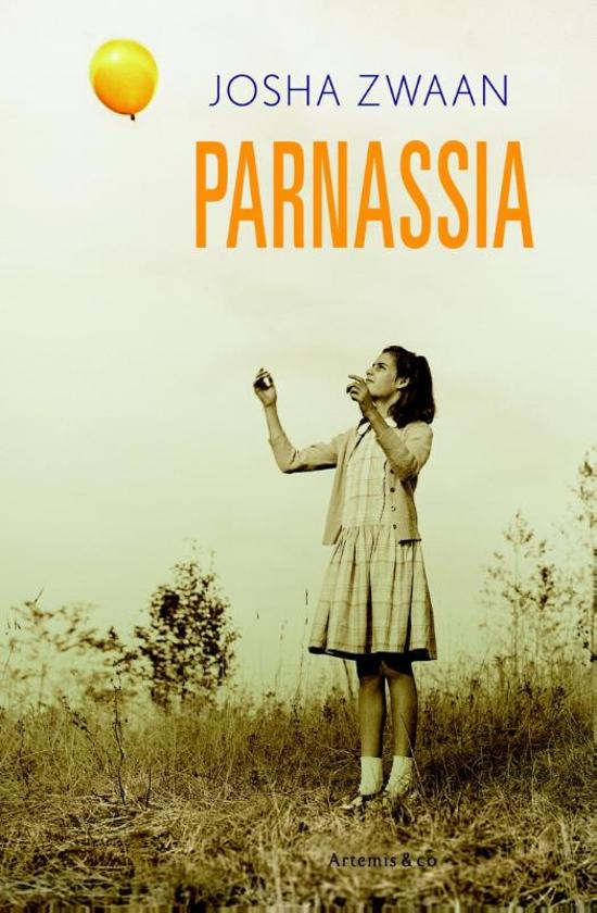 Boek cover Parnassia van Josha Zwaan (Paperback)