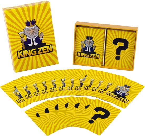 KING ZEN - Drankspel | Partygame