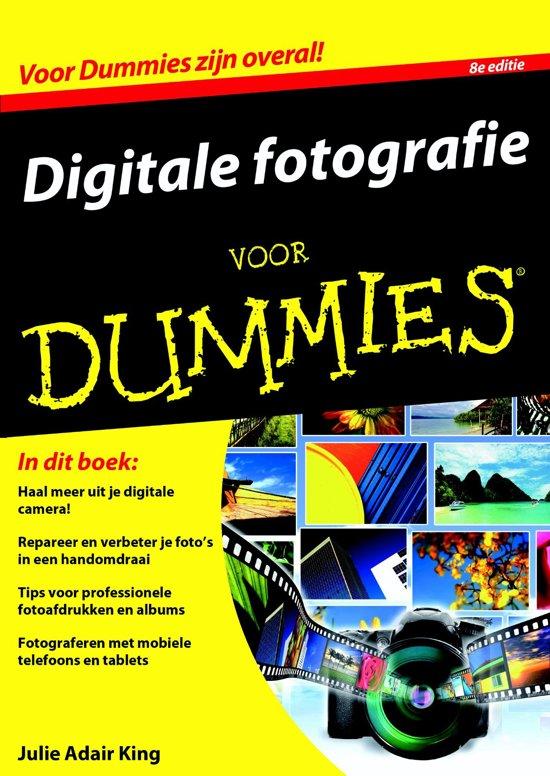 Voor Dummies Digitale fotografie voor Dummies