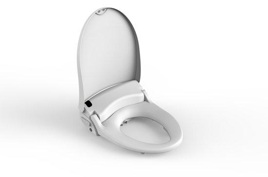 Toilet Met Douche : Toilet en douche cor olie