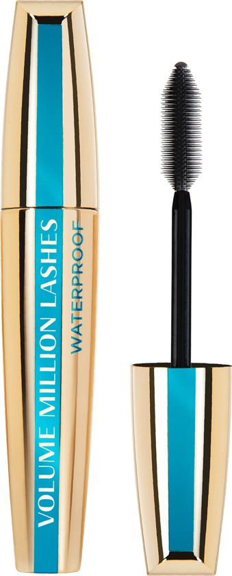L'Oréal Paris Volume Million Lashes Waterproof Mascara - Zwart