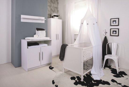 Kast Voor Babykamer : Bol.com babykamer tess ledikant kommode kast