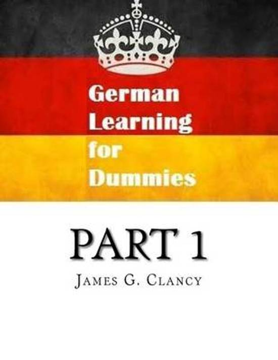 german for dummies with cd