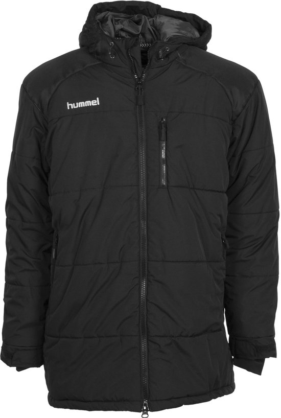 Hummel Padded Zwart Authentic Sportjas Xxl Mannen PerformanceMaat E2WHIYD9