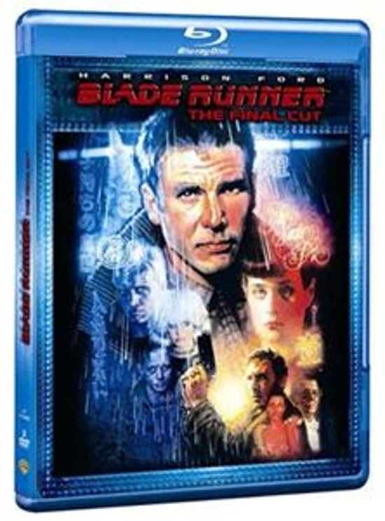 Afbeelding van BLADE RUNNER SE FINAL CUT /S BD-DVD FR
