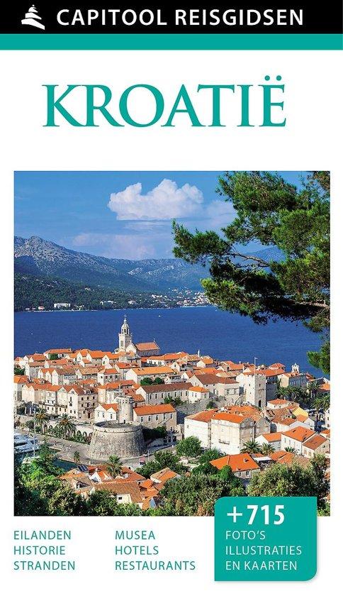 Capitool reisgids - Kroatië cover