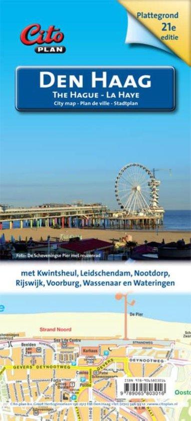 Plattegrond Den Haag