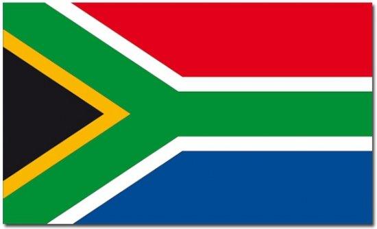 bol vlag zuid afrika 90 x 150 cm