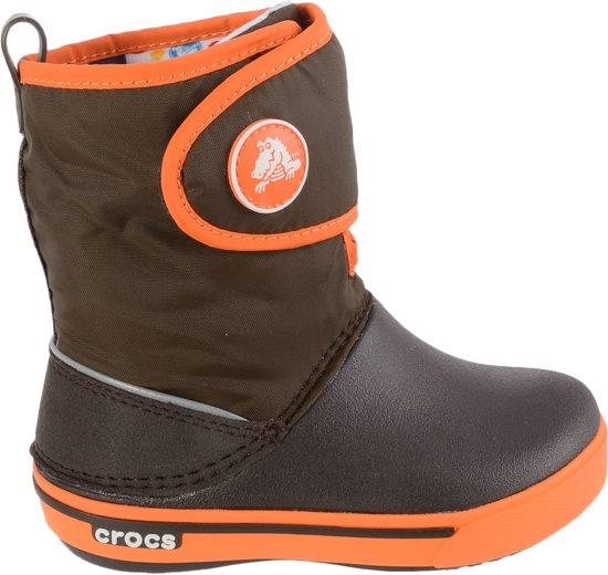 finest selection 7e3e2 6b5e9 bol.com | Crocs Crocband ll.5 Gust Laarzen - Snowboots ...