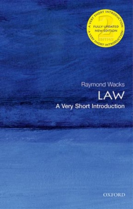 Law - Raymond Wacks