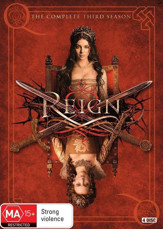 Reign Seizoen 3 (Import met NL)