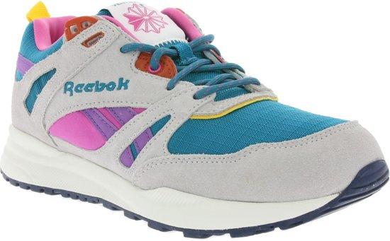 Chaussures De Sport Reebok Ventilateur Monté Femmes Noir / Blanc 38,5