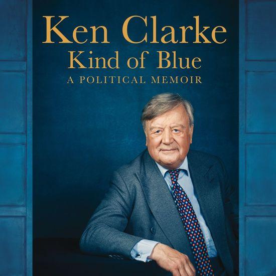 Boek cover Kind of Blue van Ken Clarke (Onbekend)
