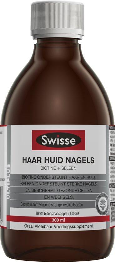 Swisse Haar Huid Nagels Voedingssupplement - 300ml - vloeibaar