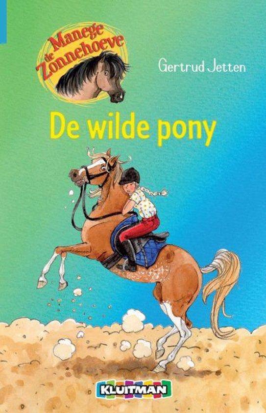 Bol Com Manege De Zonnehoeve De Wilde Pony Gertrud