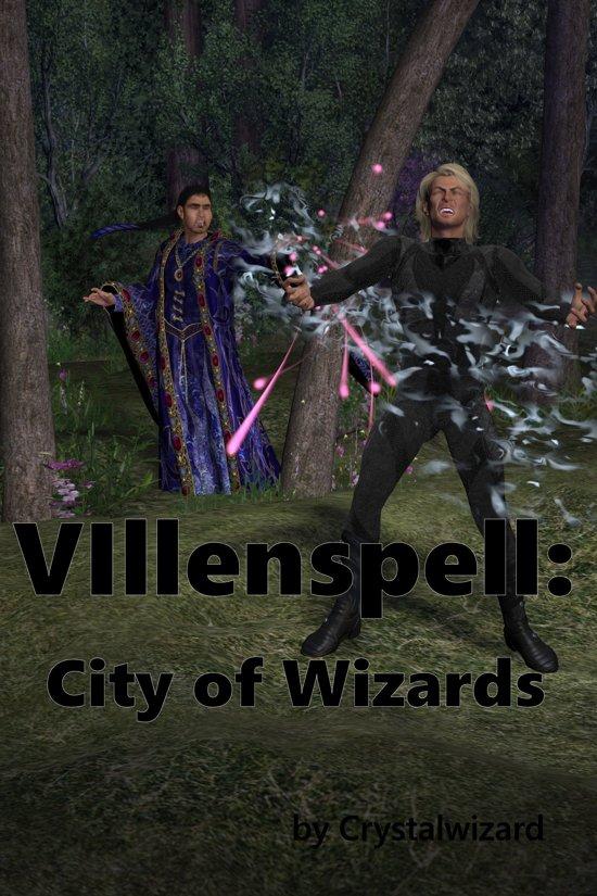Villenspell: City of Wizards