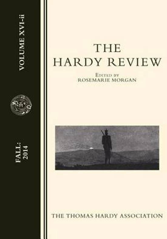 The Hardy Review, XVI-II