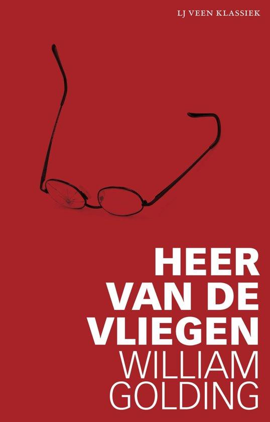 Boek cover Heer Van De Vliegen van William Golding (Onbekend)