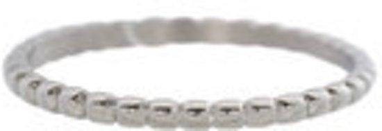 iXXXi Vulring bolletjes zilverkleurig 2mm - maat 20