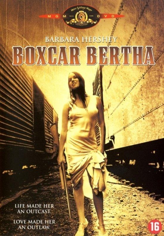 Cover van de film 'Boxcar Bertha'