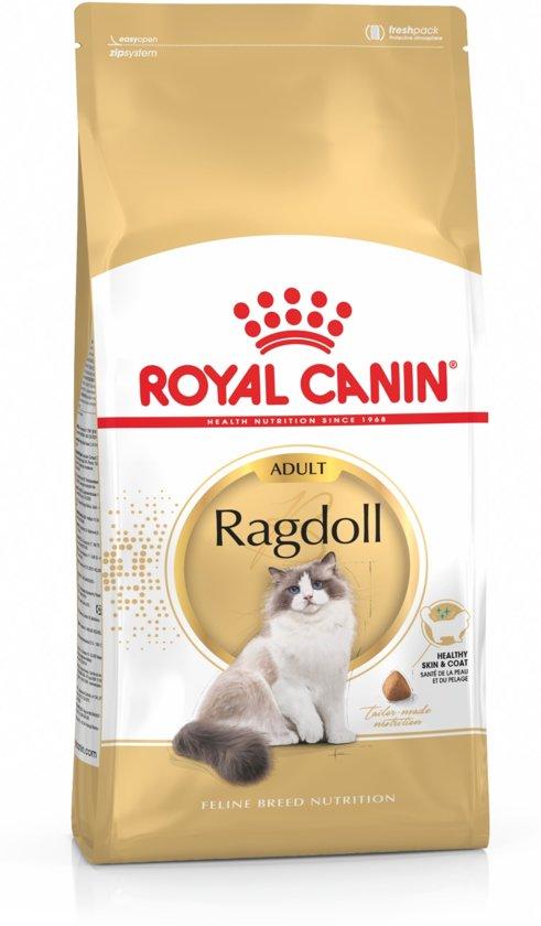 Royal Canin Ragdoll Adult - Kattenvoer - 10 kg