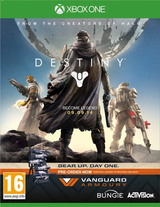 Destiny Vanguard Edition kopen