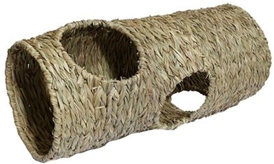 Rosewood Naturals Gevlochten Jumbo Tunnel - 50X20 CM