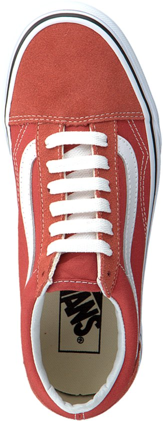 Maat Vans Old Rood 37 Dames Sneakers Skool BwRwgq0