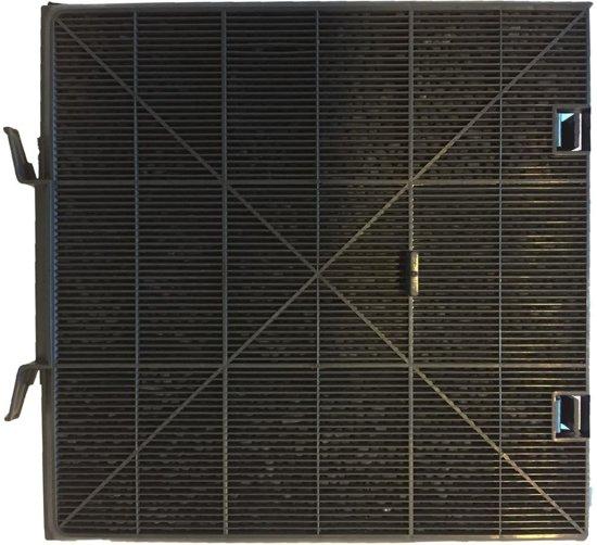 Exquisit Koolstof filter zwart C09