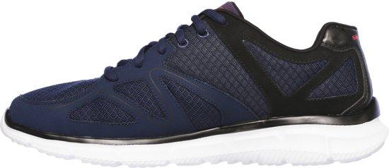 Skechers Sneakers rood Verse 43 Point Sneaker Flash Blauw Mannen zwart Heren Maat rrUqX