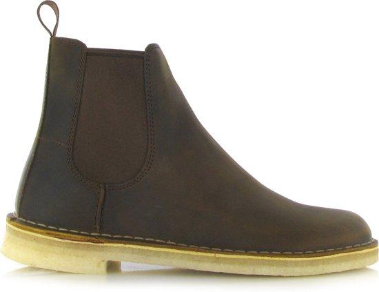 laarzen heren bruin
