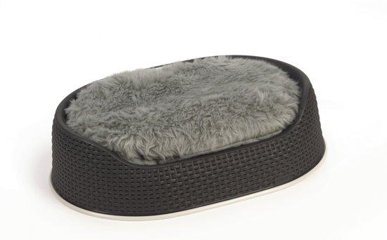Curver - Hondenmand - Antraciet - 87x69x19 cm
