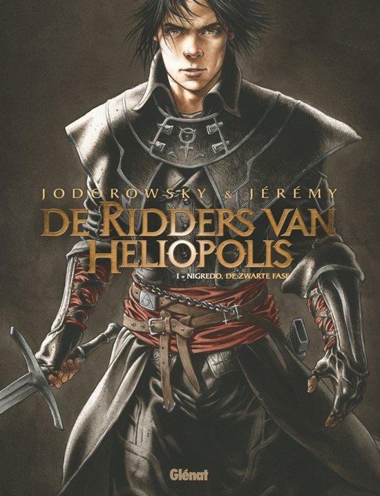 Ridders van Heliopolis 01. Nigredo, de zwarte fase
