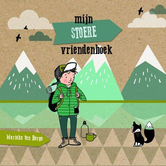 Mijn stoere vriendenboek van Marieke ten Berge, Bol.com. mamablog, mamablogger, mamalifestyle, mamalifestyleblog
