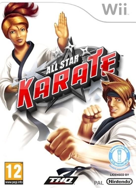 All Star Karate /Wii