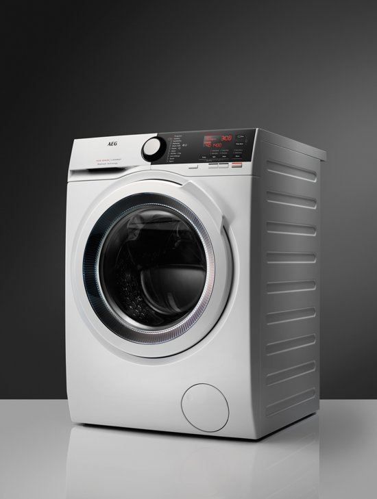 AEG L7FBE84W - Wasmachine