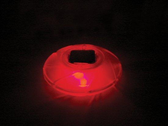 Kokido Drijvend Lichtje op Zonne-energie - Ovaal