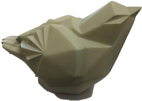 Briljant Lampje Kinderkamer : Bol.com house of disaster mini origami lamp bird groen mini lamp