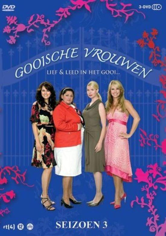 Gooische Vrouwen - Seizoen 3 (3DVD - Luxe Editie)