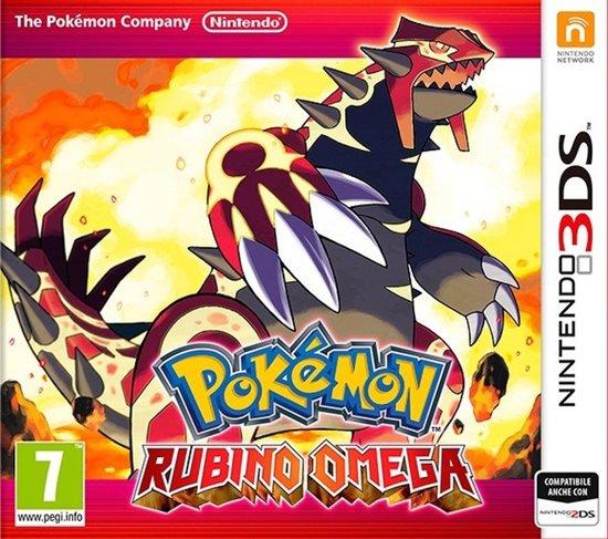 Nintendo Pokemon Omega Ruby - 3DS (Import) kopen