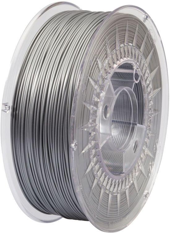 FilRight Maker PLA Filament - 1.75mm - 1 kg - Grijs Metaal