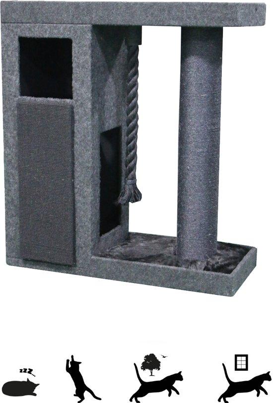 Petrebels Krabpaal The Rebels - Norwegian 135 - basalt grey - 135cm - 68 kg
