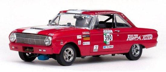 Ford Falcon Racing #390 Jon Lecarner 1963 - 1:18 - Sun Star