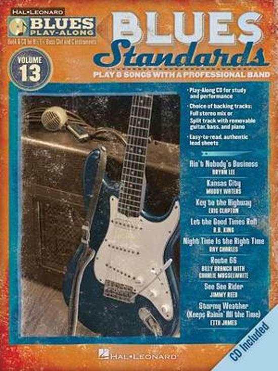 Blues Play-Along Volume 13