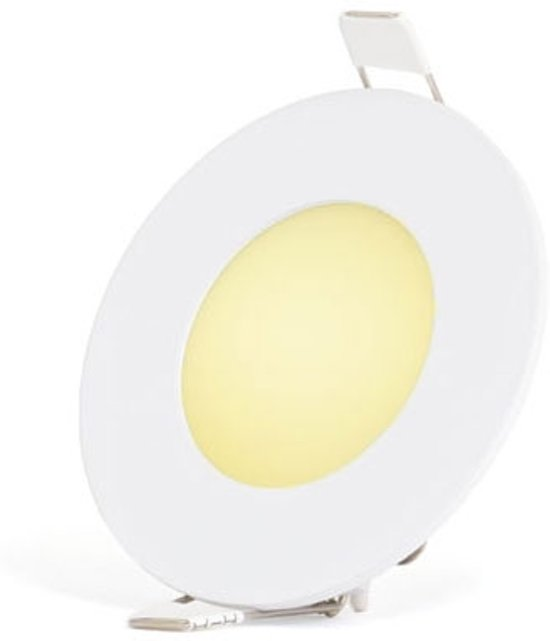 LS-Led LED Downlight 3W 3000K Ø85mm Dimbaar Rond