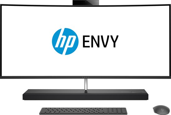 HP Envy Curved Desktop 34-B110NB