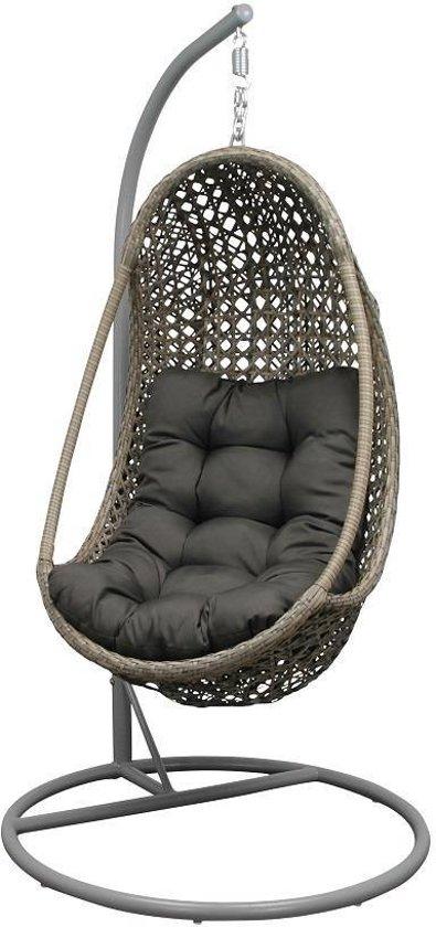 top materiaal vandaag speciale hangstoel egg chair funny relax sand. Black Bedroom Furniture Sets. Home Design Ideas
