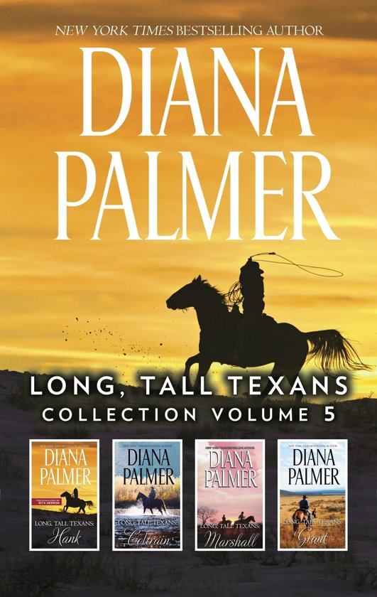 Long, Tall Texans Collection Volume 5